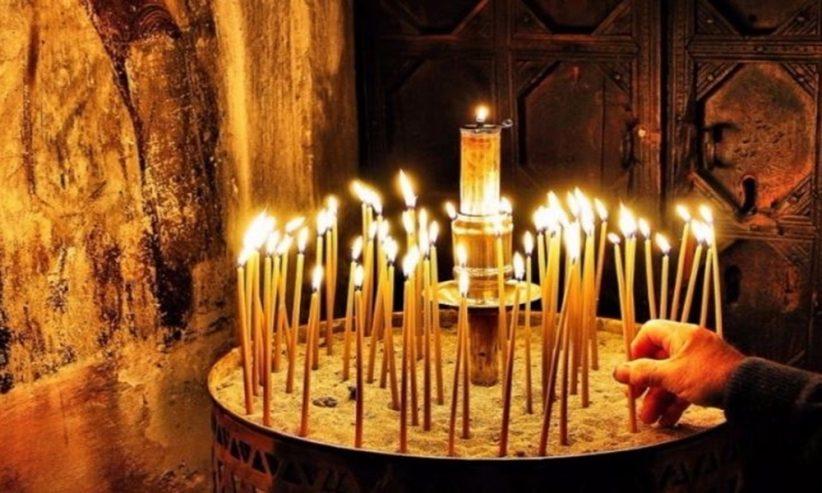 Πρόγραμμα εορτασμού Αποδόσεως του Πάσχα Ιερών Ναών πόλεων Λεβαδείας και Θηβών