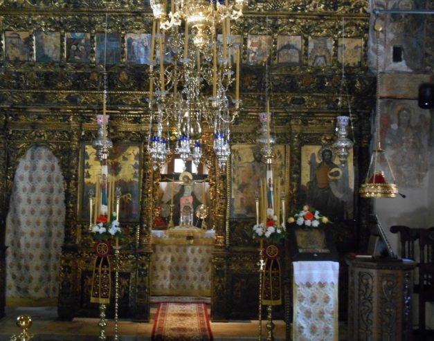 Αποτέλεσμα εικόνας για Ιερά Μονή Αγιας Ζώνης στην Σάμο