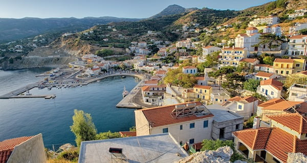 Evdilos-Ikaria