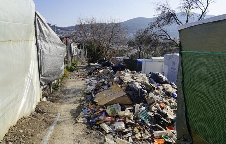 MSF in Samos
